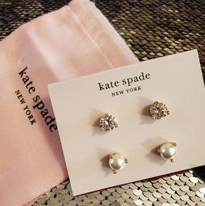 🆕️ Kate Spade ♠️ Stud Earrings